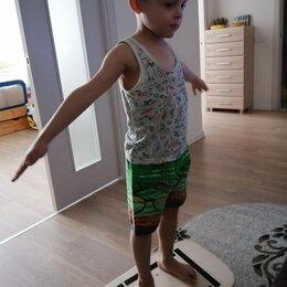 Балансборды - Детский баланс борд крестовой, 0