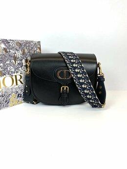 Сумки - Женская сумка кожаная Christian Dior Bobby…, 0