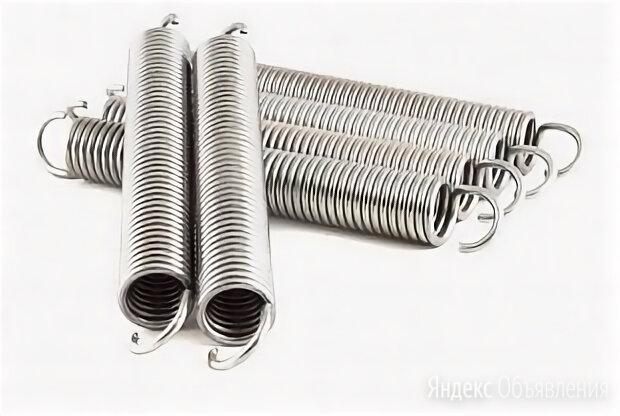 Пружины для спортивного инвентаря по цене 95₽ - Каркасные батуты, фото 0