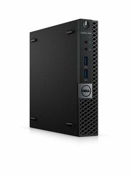Настольные компьютеры - DELL OptiPlex 3040m i5-6400T/8Gb/256Gb/W10Pro, 0