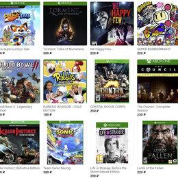 Игры для приставок и ПК - Более 127 игр на Xbox one, 0