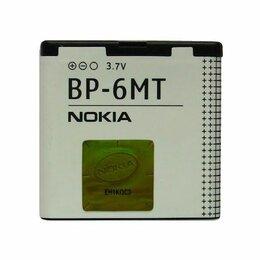 Аккумуляторы - Аккумулятор для Nokia 6720c/E51/N81/N82 , , E51, N81, N82 (BP-6MT) 1050mAh, 0