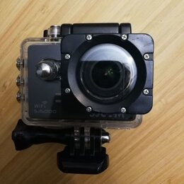 Экшн-камеры - Экшн камера с Wi-Fi SJCam 5000+ оригинал, 0