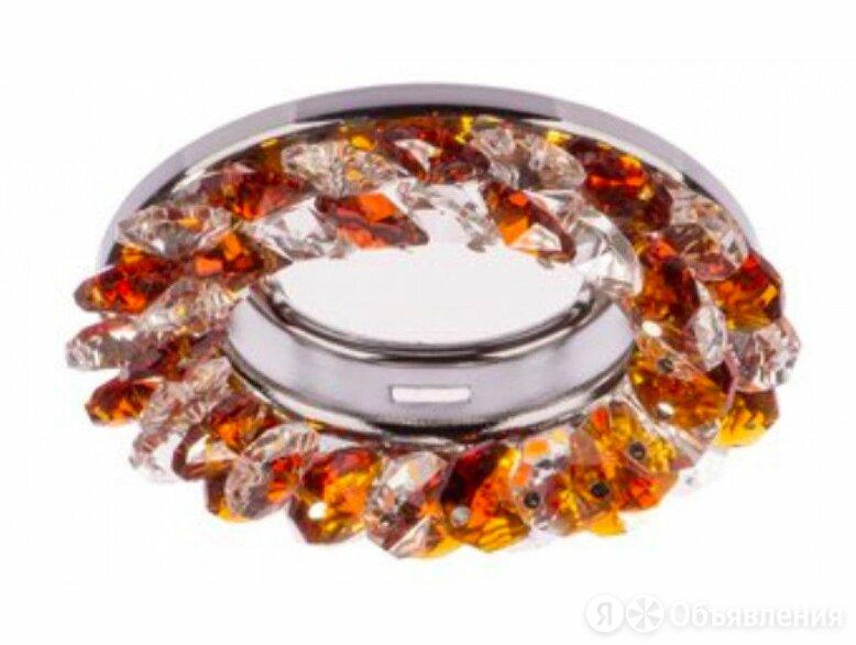 Точечные встраиваемые светильники Wolta Светильник встраиваемый кристалл MR16... по цене 62₽ - Встраиваемые светильники, фото 0