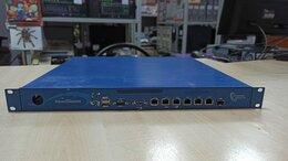 Проводные роутеры и коммутаторы - Межсетевой экран 6 x1Gbps, 1x для SFP модуля , 0