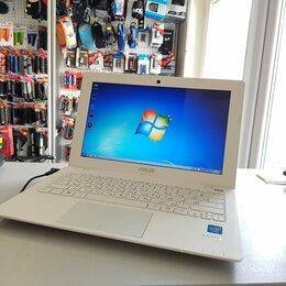 Ноутбуки - Компактный ноутбук asus X200M, 0