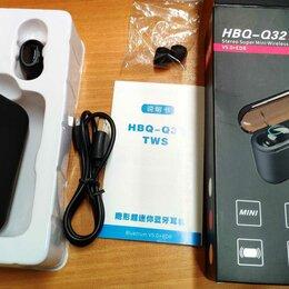 Наушники и Bluetooth-гарнитуры - Беспроводные наушники Tws, 0