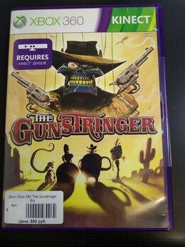 Игры для приставок и ПК - Диск Xbox 360 The Gunstringer, 0