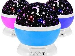Ночники и декоративные светильники - Ночник звездное небо (3 режима), 0