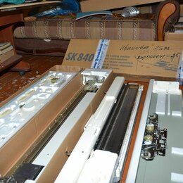 Вязальные машины - Новая Вязальная машина Silver Reed SK840/SRP60N, 0