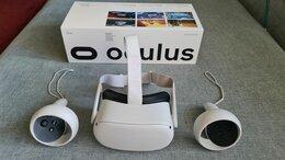 Очки виртуальной реальности - Oculus Quest 2 в аренду, 0