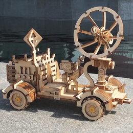 Конструкторы - Конструктор Деревянный на солнечной батареи, 0