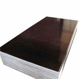 Древесно-плитные материалы - Фанера ФОФ многоразовая для опалубки 9 мм, 0
