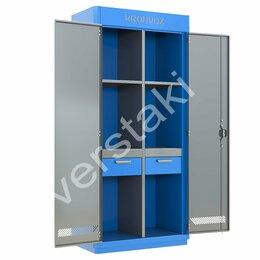 Шкафы для инструментов - Металлический шкаф для инструмента KronVuz Box…, 0