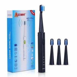 Электрические зубные щетки - Электрическая зубная щетка AZ-1 pro, 0