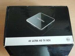 ТВ-приставки и медиаплееры - Смарт тв-приставка Android H96 MAX X2, 0