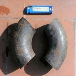 Водопроводные трубы и фитинги - Два уголка - 60 мм., 0