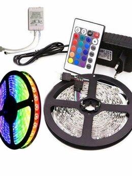 Светодиодные ленты - Светодиодная RGB лента 3528 (5 метров), 0