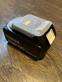 Аккумуляторы и зарядные устройства - Аккумулятор Makita 18 В 4 А·ч, 0