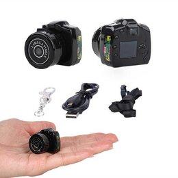 Фотоаппараты - Беспроводная мини-видеокамера Y2000, 0