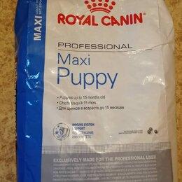 Корма  - Maxi Puppy 20 кг royal canin , 0