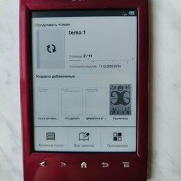 Электронные книги - Электронная книга с сенсорным экраном Sony PRS-T2, 0