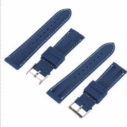 Ремешки для часов - Ремень для часов 20 мм силиконовый, 0