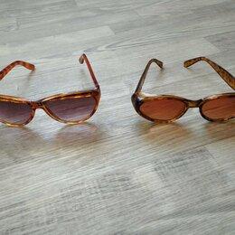 Очки и аксессуары - Женские солнцезащитные очки 90-е годы прошлого века, 0