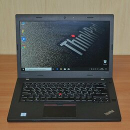 Ноутбуки - Ноутбук Lenovo ThinkPad T460p, 0