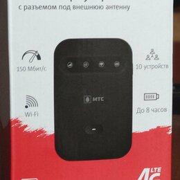 Оборудование Wi-Fi и Bluetooth - Роутер 4g, 0