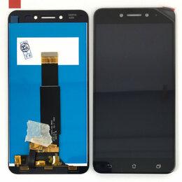 Дисплеи и тачскрины - Дисплей для Asus ZenFone Live (ZB501KL) черный, 0