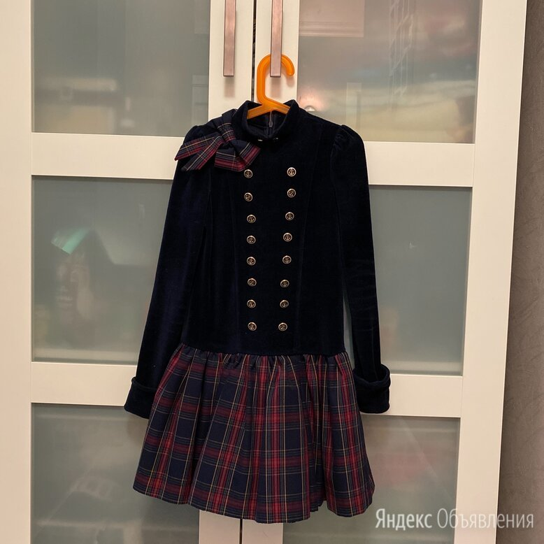 Школьное платье Маленькая Леди  по цене 2000₽ - Платья и сарафаны, фото 0