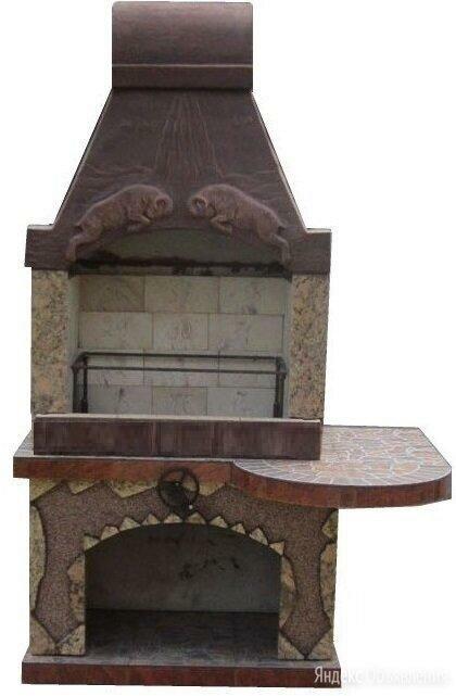 Печь барбекю для беседки Ренто по цене 81990₽ - Грили, мангалы, коптильни, фото 0