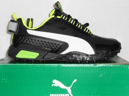 Кроссовки и кеды - Кроссовки Puma (размеры 41-45)новые черные, 0
