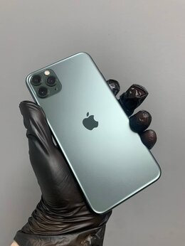 Мобильные телефоны - iPhone 11 Pro Max 512gb Midnight Green, 0