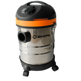 Профессиональные пылесосы - Строительный пылесос Вихрь СП-1500/30, 0