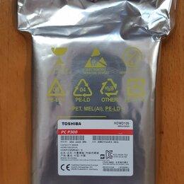 Внутренние жесткие диски - Жесткий диск Toshiba 500гб SATA III 3.5, 0