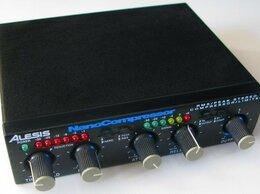 Оборудование для звукозаписывающих студий - Alesis NanoCompressor, 0