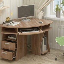 Компьютерные и письменные столы - Компьютерный стол СКУ-12 ЛДСП., 0