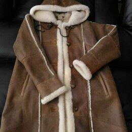 Куртки и пуховики - Натуральная дубленка на девочку, 0