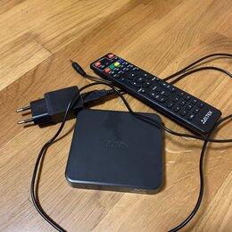 ТВ-приставки и медиаплееры - Комплект IPTV Интеркон - Смотрешка, 0