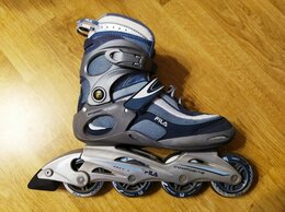 Роликовые коньки - Роликовые коньки Fila, 39 размер, 0