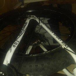 Обода и велосипедные колёса в сборе - Продаю заднее колесо фэтбайка, 0