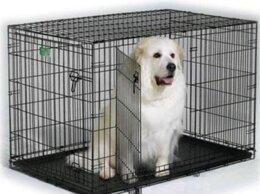 Клетки, вольеры, будки  - Клетка для собак №3, 0