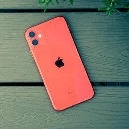 Мобильные телефоны - iPhone 11 Red 128gb новые Ростест, 0