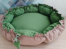 Лежаки, домики, спальные места - Двусторонний лежак для собаки, 0