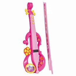 Смычковые инструменты - Simba 6836645 Скрипка 43см, 0