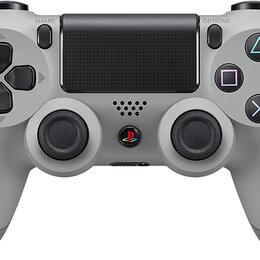 Игровые приставки - PlayStation 4 геймпад gamepad v2 серый, 0