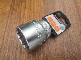 Для дрелей, шуруповертов и гайковертов - Торцевая головка 32 мм., 0