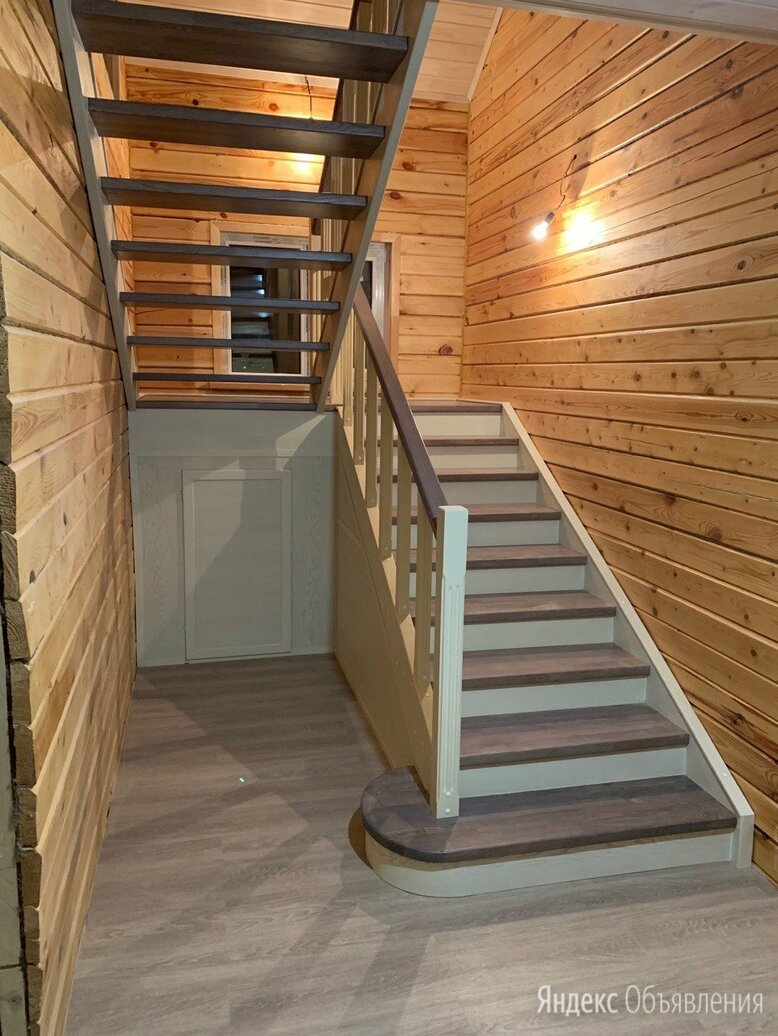 Лестница под ключ по цене 60000₽ - Лестницы и элементы лестниц, фото 0